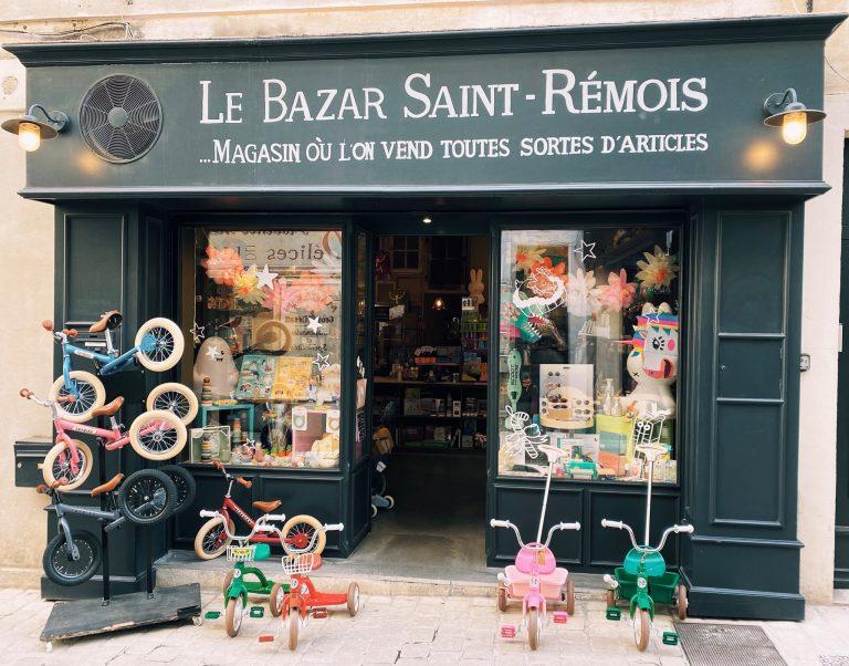 Le Bazar Saint-Rémois