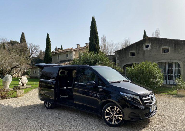 Chauffeur privé Provence
