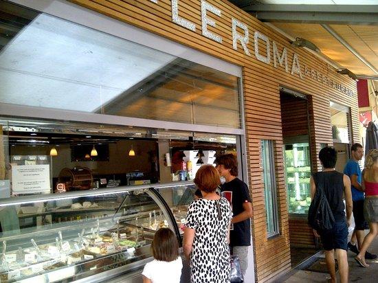 Restaurant Glacier le Roma