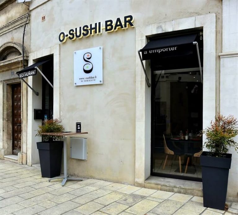 O-sushi bar Saint-Rémy