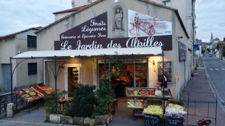 Le jardin des Alpilles Saint-Rémy