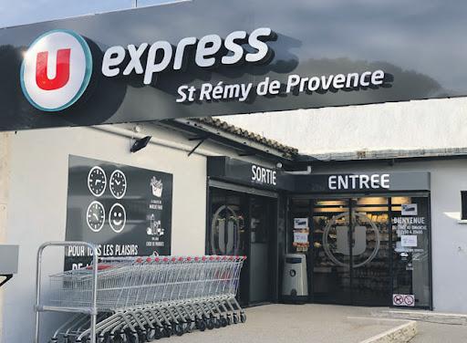 U express Saint-Rémy de Provence